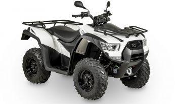 MXU 700 i  EURO4 L7e
