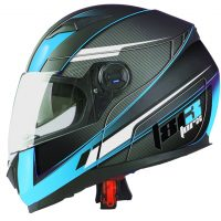CASQUE INTEGRAL CLINT R1 QUADS MOTOS SCOOTERS P4
