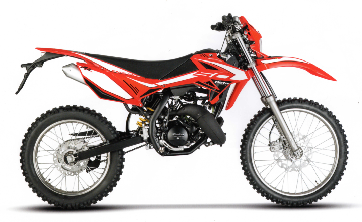 BETA Enduro RR 50 full