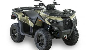 MXU 550i T3B full